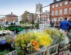 Fakenham Market Day