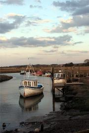 High tide Thornham