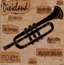 Trad Jazz Poster